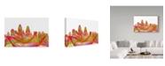 "Trademark Global Marlene Watson 'Cincinnati Ohio Skyline' Canvas Art - 12"" x 19"""