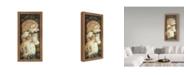 "Trademark Global Lisa Audit 'Chef 3' Canvas Art - 12"" x 24"""
