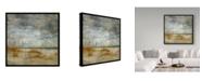 "Trademark Global John W. Golden 'Mason Boro Reeds' Canvas Art - 14"" x 14"""