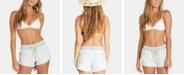 Billabong Juniors' Cotton Pull-On Denim Shorts