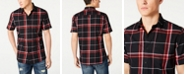 American Rag Men's Mack Regular-Fit Plaid Shirt, Created for Macy's