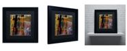 "Trademark Global Nicole Dietz 'Entitled' Matted Framed Art - 11"" x 11"""