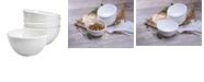 Craft Kitchen Dinner Bowls, Set of 4