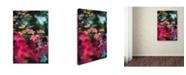 "Trademark Global Jason Shaffer 'Maple' Canvas Art - 12"" x 19"""
