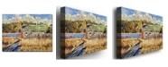 "Trademark Global David Lloyd Glover 'The Old Relic' Canvas Art - 32"" x 24"""
