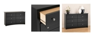Prepac Sonoma Children's 6-Drawer Dresser