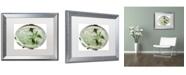"Trademark Global Color Bakery 'Paris in Frames 7' Matted Framed Art - 16"" x 20"""