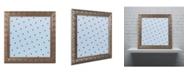 """Trademark Global Color Bakery 'Group 10 B' Ornate Framed Art - 11"""" x 11"""""""