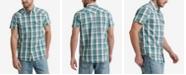 Lucky Brand Men's Regular-Fit Plaid Shirt