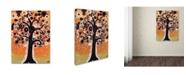 "Trademark Global Natasha Wescoat '015' Canvas Art - 35"" x 47"""