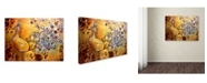 "Trademark Global Natasha Wescoat '044' Canvas Art - 24"" x 32"""