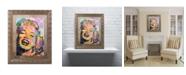 """Trademark Global Dean Russo 'Marilyn' Ornate Framed Art - 11"""" x 14"""""""