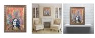 """Trademark Global Dean Russo 'Sitting Bull 1' Ornate Framed Art - 11"""" x 14"""""""