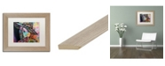 """Trademark Global Dean Russo 'Venus' Matted Framed Art - 11"""" x 14"""""""