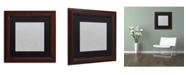 "Trademark Global Color Bakery 'Group 06 B' Matted Framed Art - 11"" x 11"""