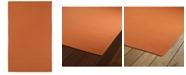 Kaleen Bikini 3020-89 Orange 8' x 11' Area Rug