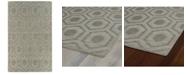 Kaleen Imprints Modern IPM01-82 Light Brown 2' x 3' Area Rug