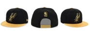 New Era San Antonio Spurs Gold Viz 9FIFTY Cap