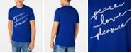 Sean John Men's Peace Love Pleasure Graphic T-Shirt