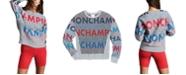 Champion Women's Logo-Print Reverse Weave Sweatshirt