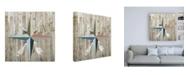 """Trademark Global Studio W Young Explorer II Canvas Art - 15.5"""" x 21"""""""