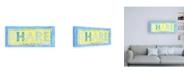 "Trademark Global Megan Meagher Share Canvas Art - 36.5"" x 48"""