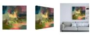 "Trademark Global Emilia Aran Canto Gitano Canvas Art - 15.5"" x 21"""