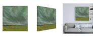 "Trademark Global Paul Baile Midland Emptiness Canvas Art - 36.5"" x 48"""