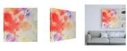 "Trademark Global Sheila Golde Summer Glory Canvas Art - 15.5"" x 21"""