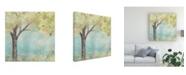 """Trademark Global June Erica Vess Glen Arbor II Canvas Art - 27"""" x 33"""""""