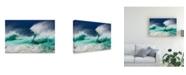 "Trademark Global Ralf Prien Dead Mans Beach Canvas Art - 37"" x 49"""