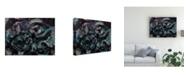 "Trademark Global Michelle Mccullough Surfacing Canvas Art - 20"" x 25"""