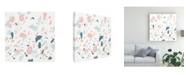 "Trademark Global Moira Hershey Terrazzo I Canvas Art - 15"" x 20"""