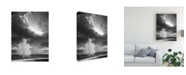 "Trademark Global Monte Nagler Illumination Baraga Michigan Canvas Art - 20"" x 25"""