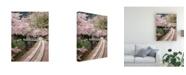 "Trademark Global Monte Nagler Governors Walk 2 Canvas Art - 15"" x 20"""