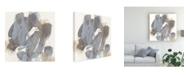 "Trademark Global June Erica Vess Inference IX Canvas Art - 15"" x 20"""