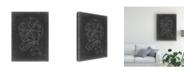 "Trademark Global Ethan Harper Film and Reel Blueprint I Canvas Art - 15"" x 20"""