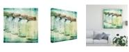 "Trademark Global Irena Orlov Canning Season II Canvas Art - 15.5"" x 21"""