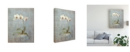"Trademark Global Danhui Nai Elegant Orchid II Canvas Art - 36.5"" x 48"""