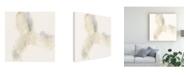 "Trademark Global June Erica Vess Vapor VII Canvas Art - 19.5"" x 26"""