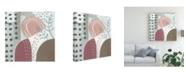 "Trademark Global Chariklia Zarris Opening Night V Canvas Art - 15.5"" x 21"""