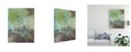 "Trademark Global Joyce Combs Poetry in Motion II Canvas Art - 15.5"" x 21"""
