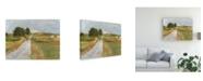 "Trademark Global Ethan Harper Back Country Road I Canvas Art - 15.5"" x 21"""