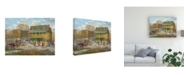 "Trademark Global Peter Snyder Richmond Hill Canvas Art - 19.5"" x 26"""
