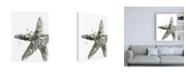 "Trademark Global June Erica Vess Ink Coast I Canvas Art - 27"" x 33.5"""