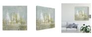 "Trademark Global June Erica Vess Treeline Collage I Canvas Art - 15"" x 20"""