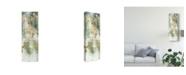 """Trademark Global Jennifer Goldberger Aural Flow I Canvas Art - 37"""" x 49"""""""
