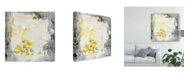 """Trademark Global Joyce Combs Soft Cliffs I Canvas Art - 15"""" x 20"""""""