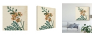 "Trademark Global Vision Studio Garden Bounty III Canvas Art - 15"" x 20"""