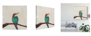 "Trademark Global Sandra Iafrate Bird Profile II Canvas Art - 15"" x 20"""